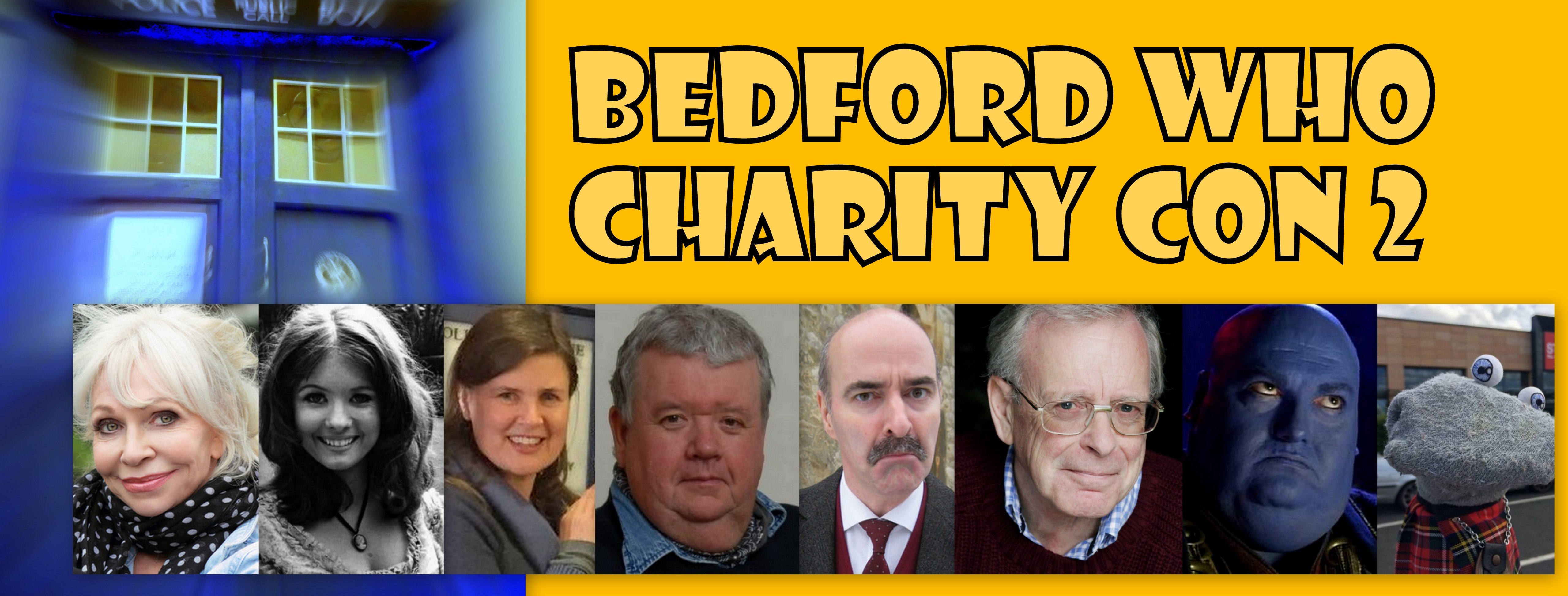 Bedford Who Charity Con 2