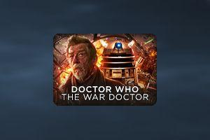 bfThe War Doctor