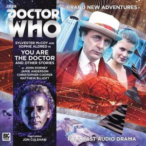 You Are the Doctor and Other Stories (Credit: Big Finish / Joseph Bell)