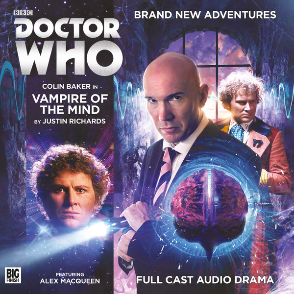 Vampire Of The Mind (Credit: Big Finish)