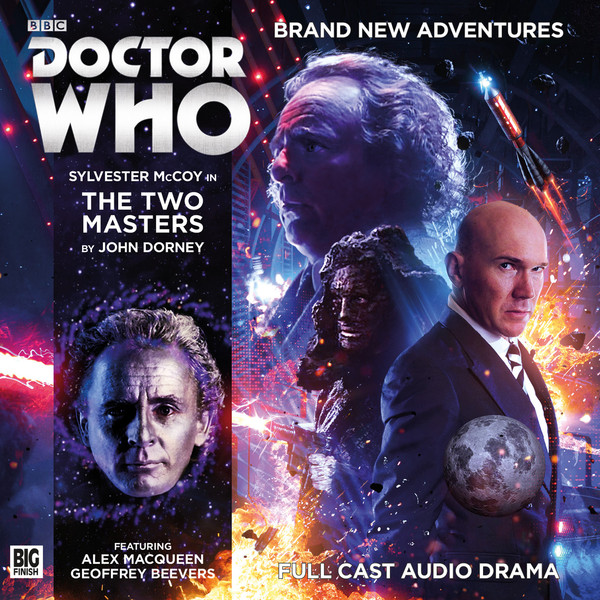 The Two Masters (Credit: Big Finish)