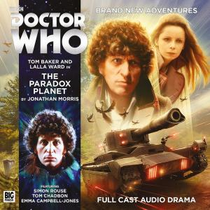 The Paradox Planet (Credit: Big Finish)