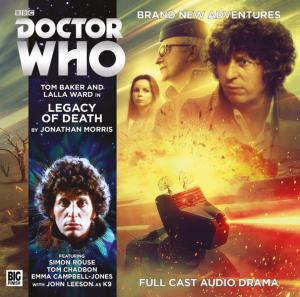 Legacy Of Death (Credit: Big Finish)