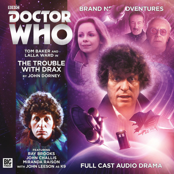 The Trouble With Drax (Credit: Big Finish)