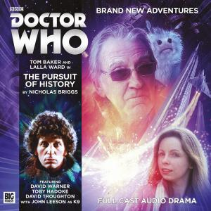 The Pursuit Of History (Credit: Big Finish)