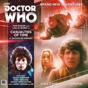 Casualties Of Time (Credit: Big Finish)