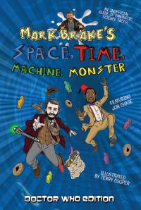 Space, Time, Machine, Monster: Doctor Who Edition (Credit: Candy Jar Books)