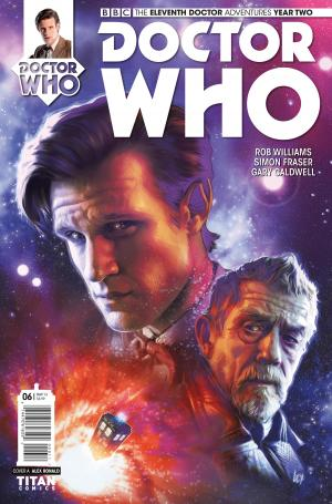 DOCTOR WHO THE ELEVENTH DOCTOR YEAR TWO #6  (Credit: Titan)