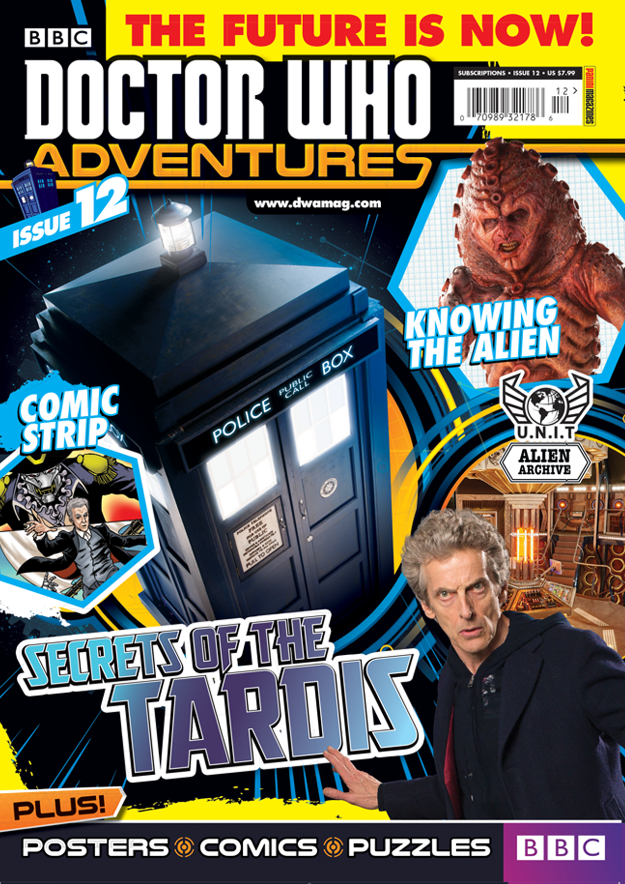 Doctor Who Adventures #12