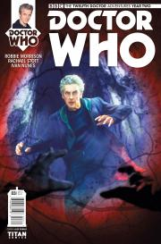 DOCTOR WHO THE TWELFTH DOCTOR YEAR TWO #3 (Credit: Titan)