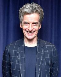 Peter Capaldi on Steve Wright in the Afternoon (Credit: BBC)