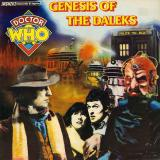 Genesis of the Daleks (vinyl record) (Credit: Demon Records/BBC)