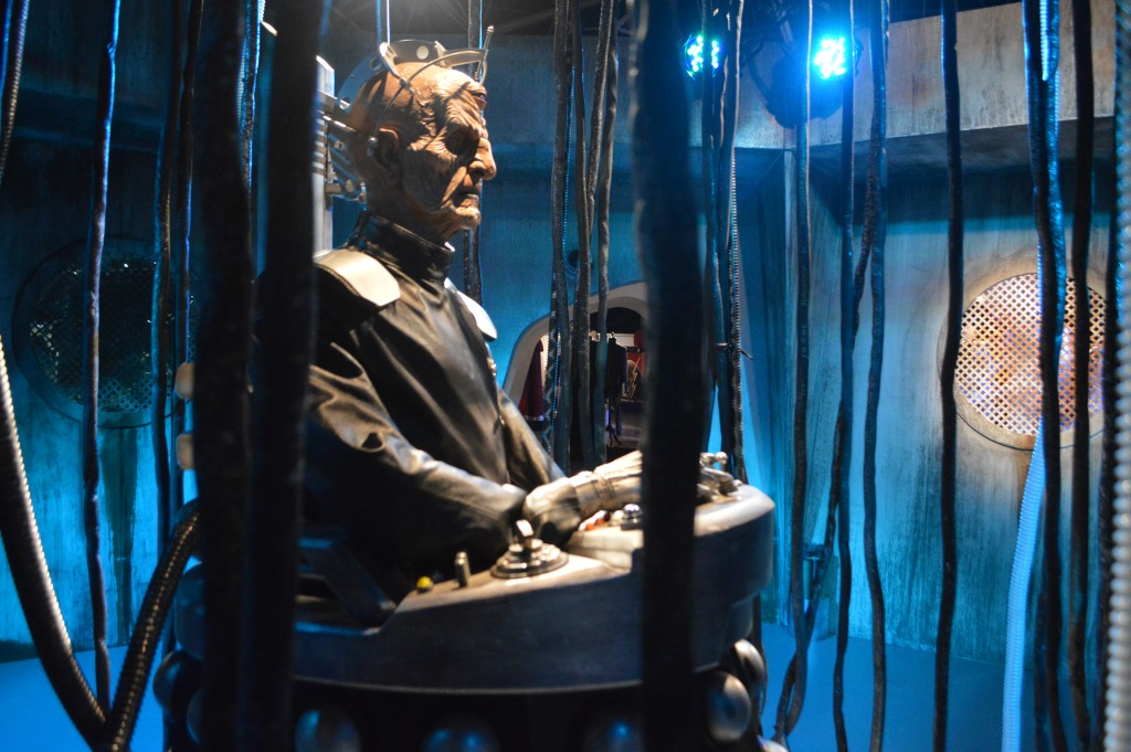Davros's Hospital Room, at the Doctor Who Experience (Credit: BBC Worldwide)