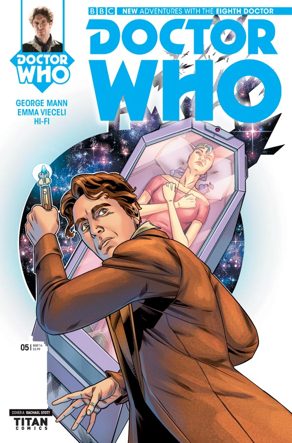 DOCTOR WHO: THE EIGHTH DOCTOR #5 (Credit: Titan)