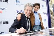 Peter Capaldi Accepts Guinness World Records title
