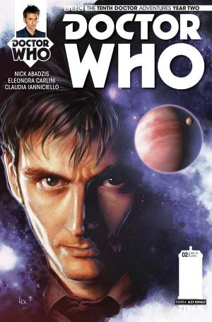 Tenth Doctor Adventures Year Two # 2 (Credit: Titan Comics)