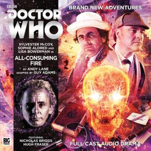 Doctor Who - All-Consuming Fire