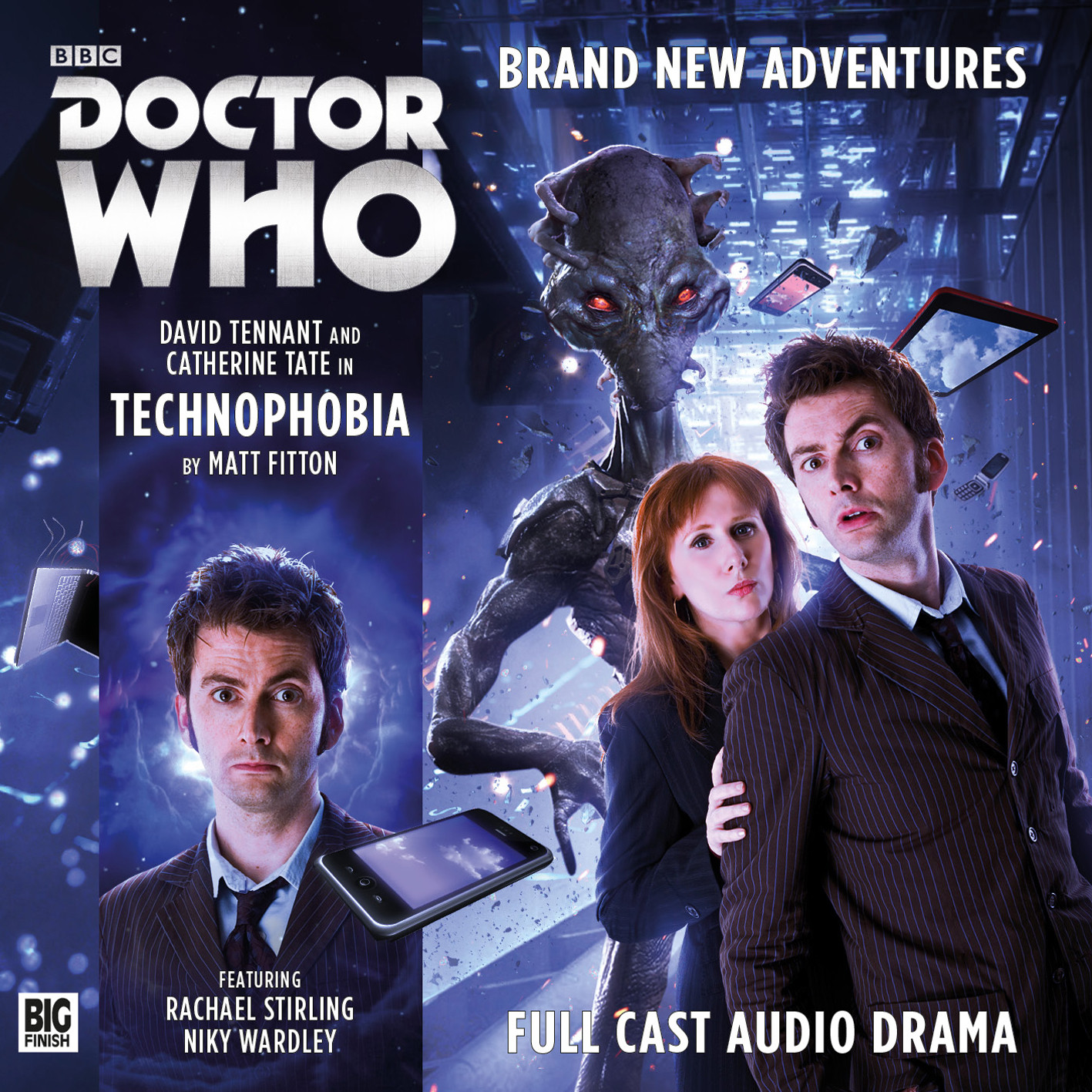 Technophobia (Credit: Big Finish)