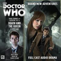Death and the Queen (Credit: Big Finish / Tom Webster)