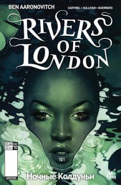 Rivers Of London: Issue Two (Credit: Titan Comics)