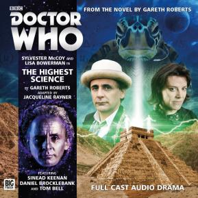 The Highest Science (Credit: Big Finish / Mark Plastow)
