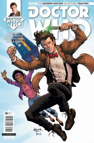 DOCTOR WHO: ELEVENTH DOCTOR #2.8 (Credit: Titan)