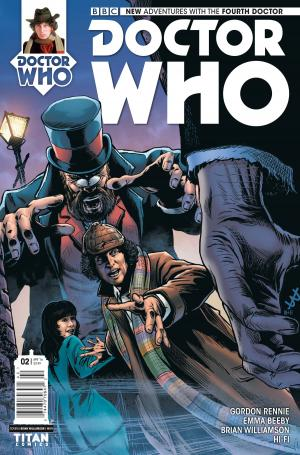 DOCTOR WHO: FOURTH DOCTOR MINI-SERIES #2 (Credit: Titan)