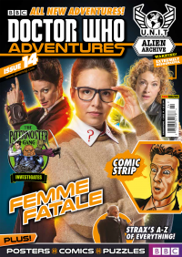 Doctor Who Adventures issue 14
