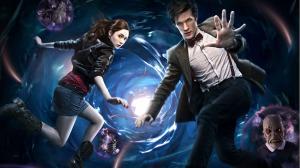 Steven Moffat (writing Doctor Who)