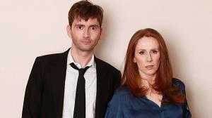 Front Row: David Tennant and Catherine Tate