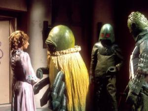 The Curse of Peladon: Episode One