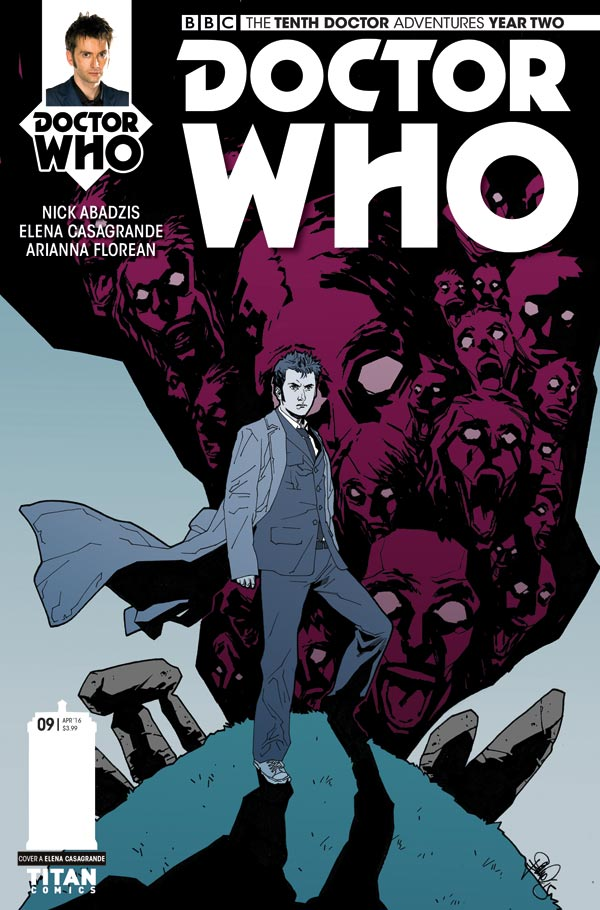 Doctor Who: Tenth Doctor #2.9