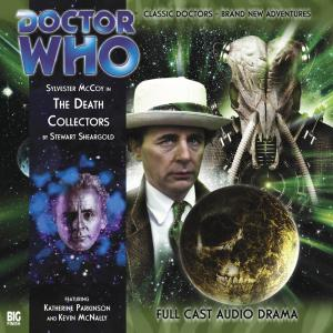 Doctor Who: The Death Collectors / Spider's Shadow