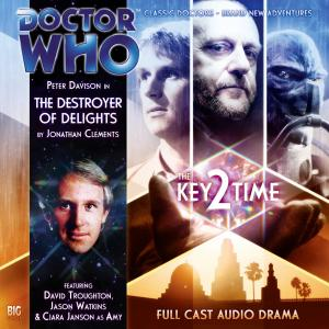 Doctor Who: The Key 2 Time - Destroyer of Delights