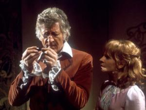 The Curse of Peladon: Episode Three