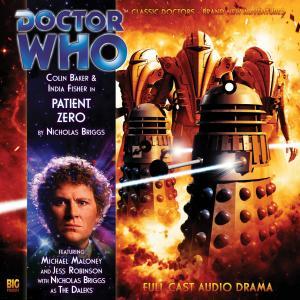Doctor Who: Patient Zero