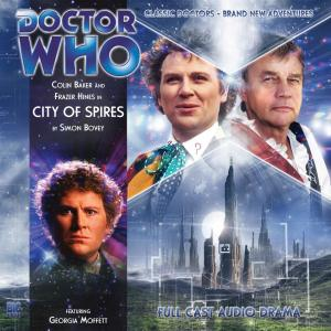 Doctor Who: City of Spires