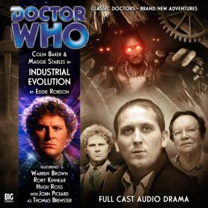 Doctor Who: Industrial Evolution