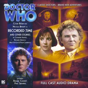 Doctor Who: Recorded Time and Other Stories