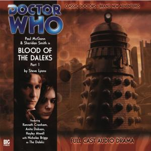 Blood of the Daleks (Credit: Big Finish / Alex Mallinson)