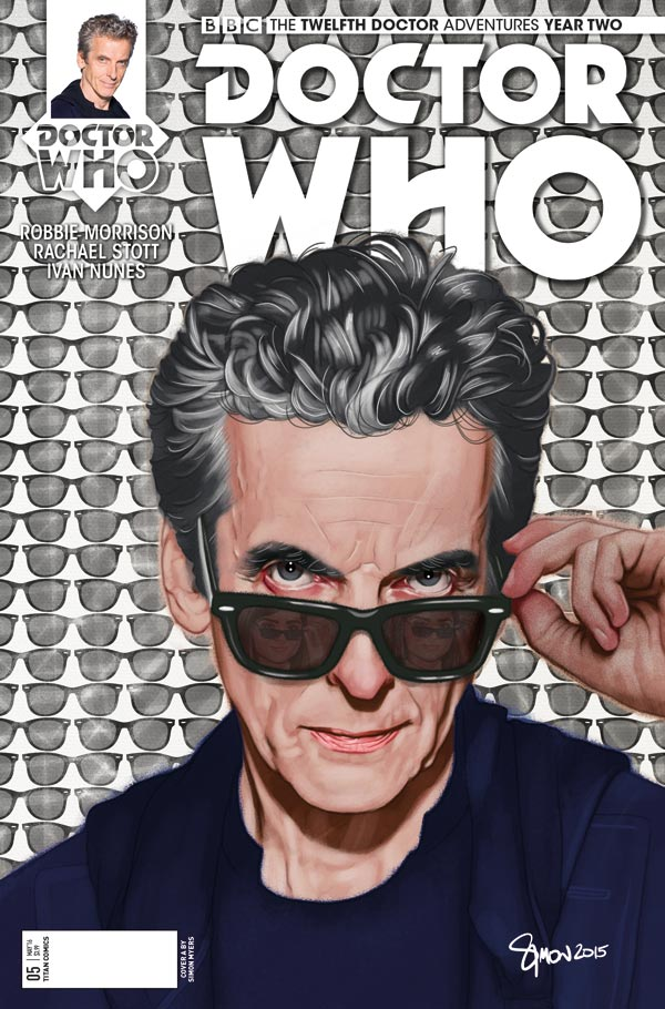 DOCTOR WHO: THE TWELFTH DOCTOR 2.5