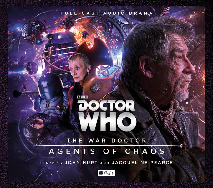The War Doctor: Agents of Chaos (Credit: Big Finish)