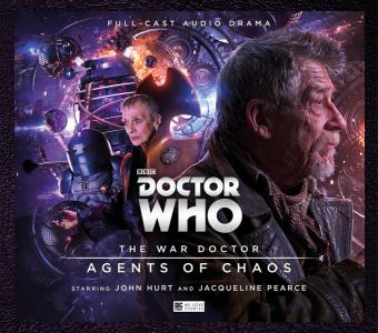 Doctor Who: Agents of Chaos