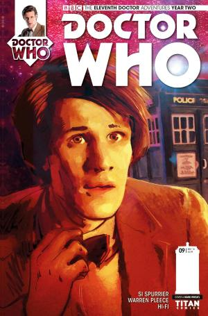 ELEVENTH DOCTOR #2.9  (Credit: Titan)