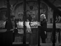 The O.K. Corral (Title Caption) (Credit: BBC)
