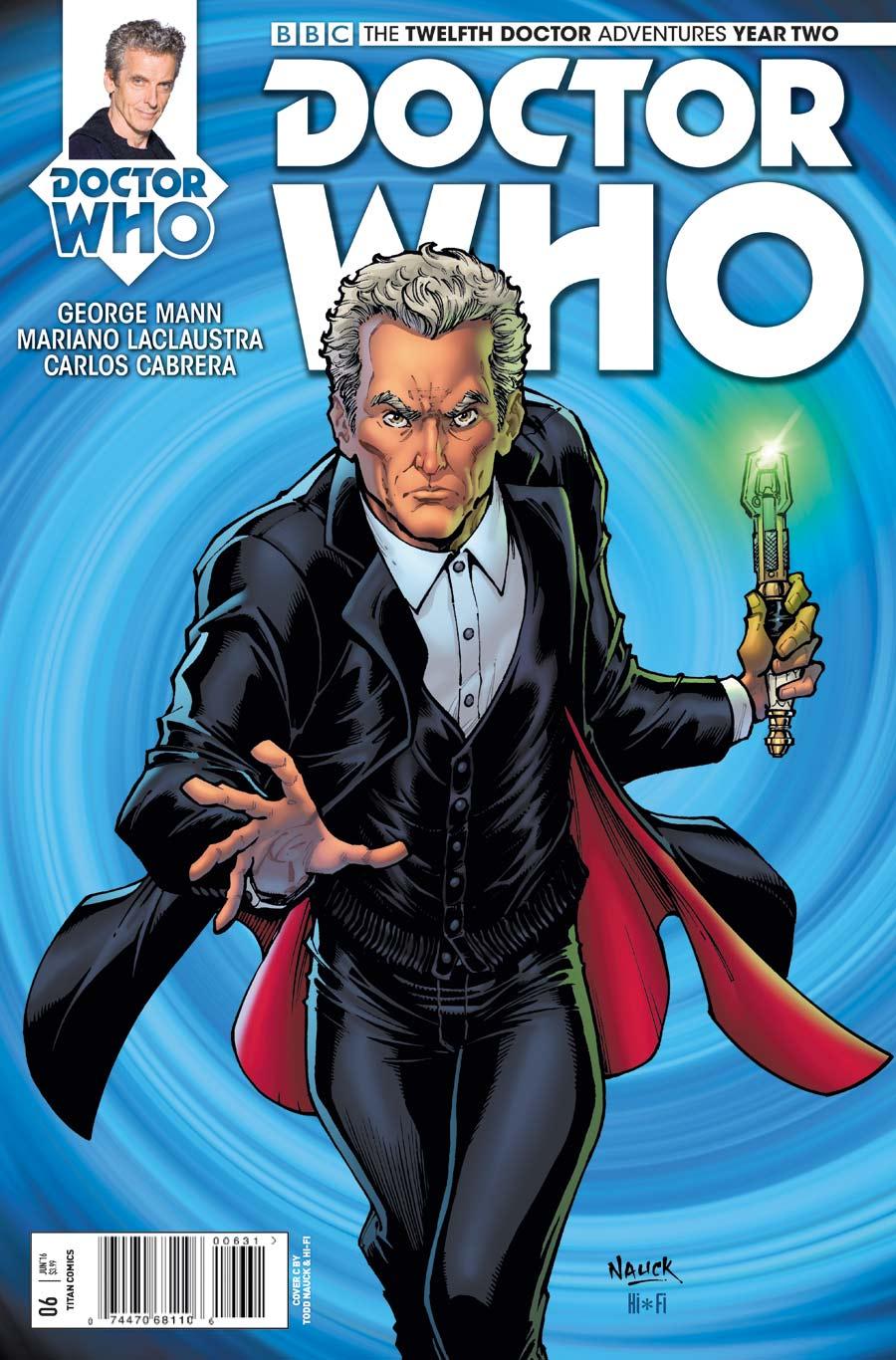 TWELFTH DOCTOR #2.6