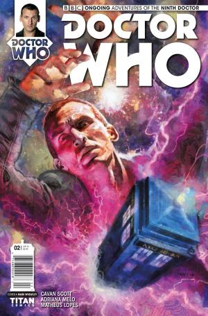 NINTH DOCTOR #2 (Credit: Titan)