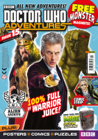 Doctor Who Adventures #15