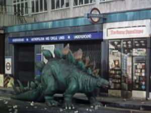 Invasion of the Dinosaurs: Part Six