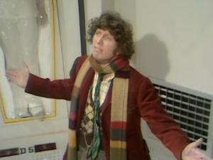 Tom Baker Movies: The Ark in Space